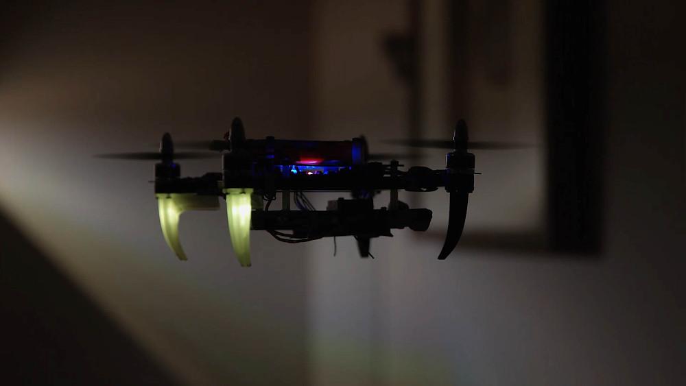 Alarm.com Security Patrol Drones
