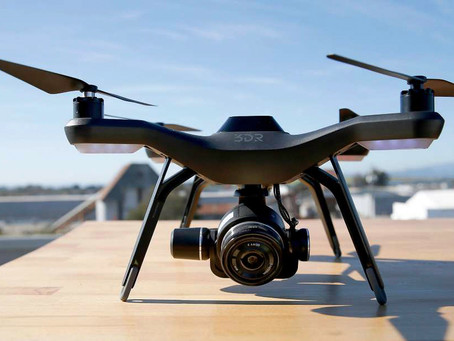 3D Robotics Transitions from Drone Manufacturer to UAS Software Provider