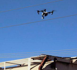 Drones Help Prevent Suicides Along Railroad Lines