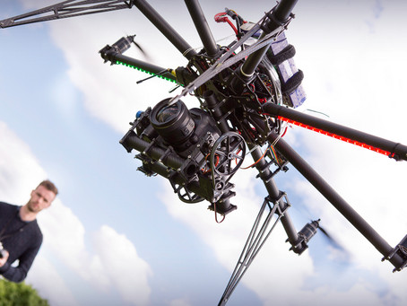 Small Entrepreneurs Are Leading the New Drone Economy