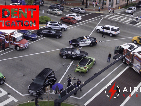 Traffic Accident Investigations are an Emerging Use Case for Drones