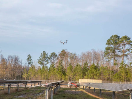 AES Corp Commits to Drone Services Program with Measure
