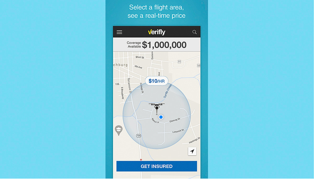 Verifly seeks to provide affordable on-demand flight insurance