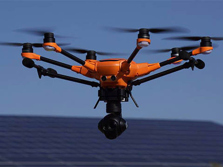Industrial-Strength Yuneec Typhoon H520 Drone Targets Professional Operators