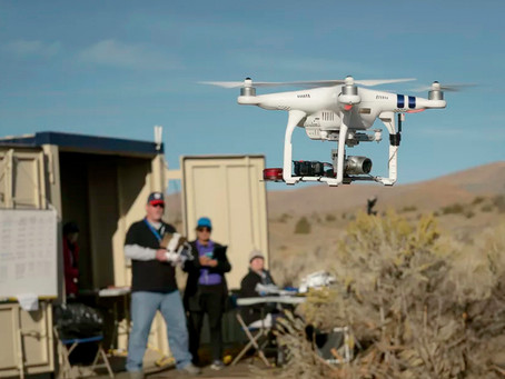 NASA, FAA Continue Testing Unmanned Air Traffic Control System in Nevada