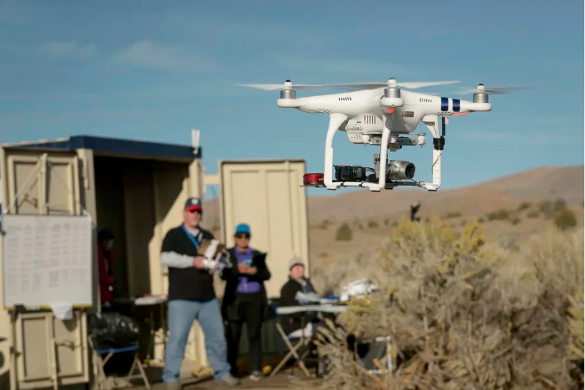 NASA is testing a new unmanned air traffic control system