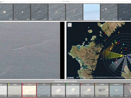 CASE STUDY: ViDAR as a UAV Payload Option for Naval Fleet Protection