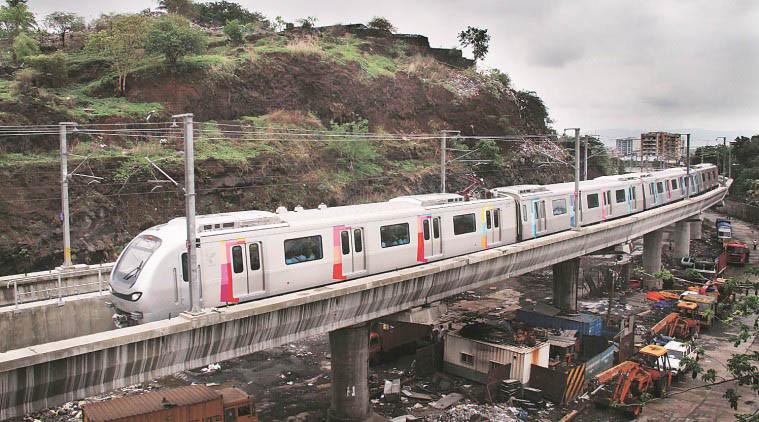 Drones helping to map Mumbai Metro construction
