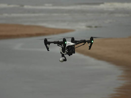 Drone in Development to Conduct Unique Maritime Industry Inspections