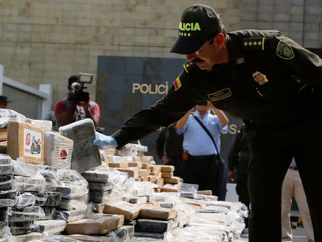 Colombian Narco-Traffickers Embracing UAV's to Transport Cocaine Shipments