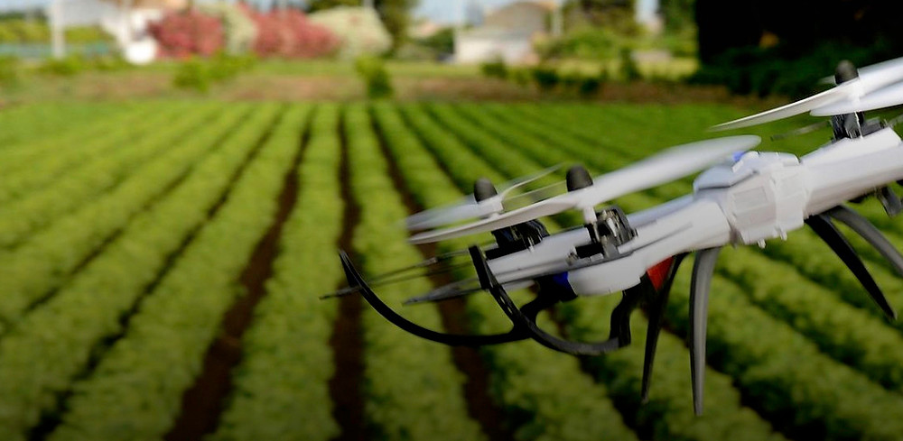 Drones are redefining agriculture and farming