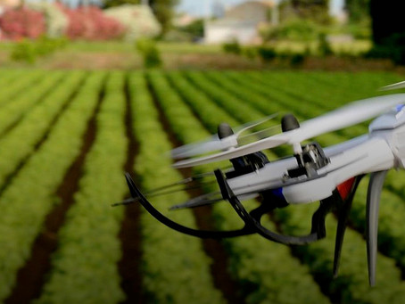 Drones Taking Precision Agriculture to New Heights
