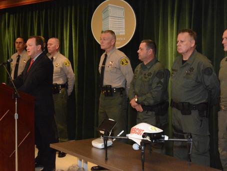 LA County Sheriff's Department Drone Program Sparks Controversey