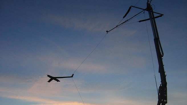 Drones patrol for sharks in Austrailia