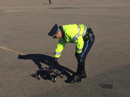 CASE STUDY: Massachusetts State Police Using Drones to Investigate Auto Accidents