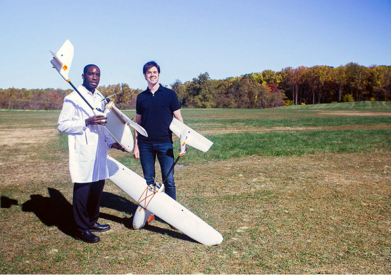Drones prove useful for delivery of lab specimens