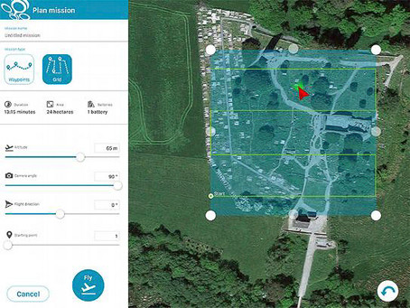 DroneSAR and DJI Launch Innovative App for First Responder UAS SAR Operations