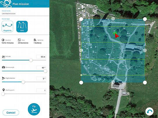 DroneSAR has launched an innovative app for First Responders