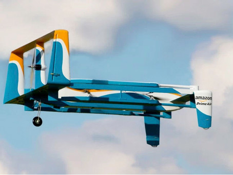 Amazon Prime Air Completes First Drone Delivery in the United Kingdom