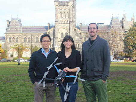New Research Highlights Potential of Drone Delivery of Medical Items