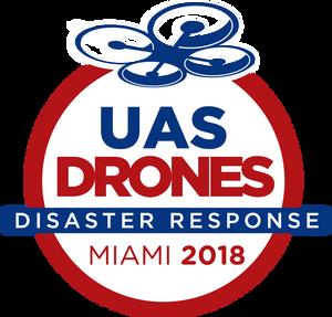 2018 UAS/Drones Disaster Response Conference Miami