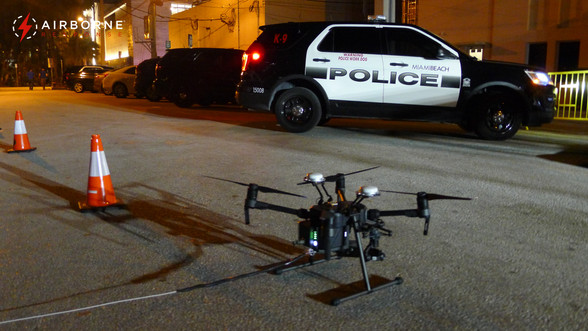 Operation Ghost Hunter Drones UAS Public