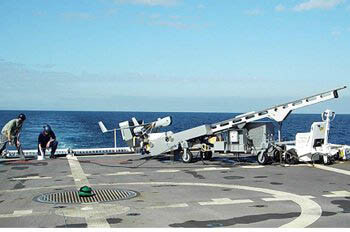 US Coast Guard Tests UAS Aboard National Security Cutter