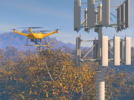 Experts Peg Global Value of Drone Powered Solutions at USD $127.3 Billion