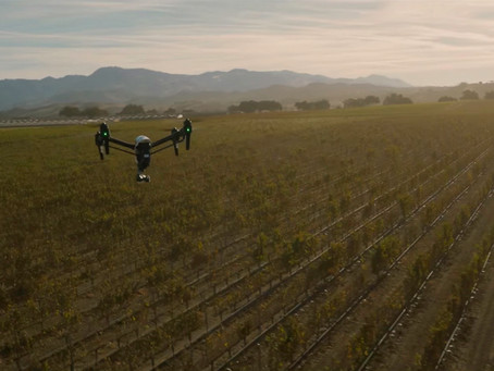 Commercial Drone Services Expected to Soar as Consumer Market Wanes