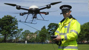 Police around the world are innovating with drones