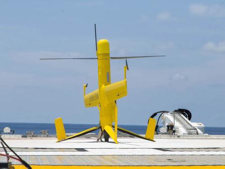 Aerovel's Flexrotor Drone Goes Over Seas