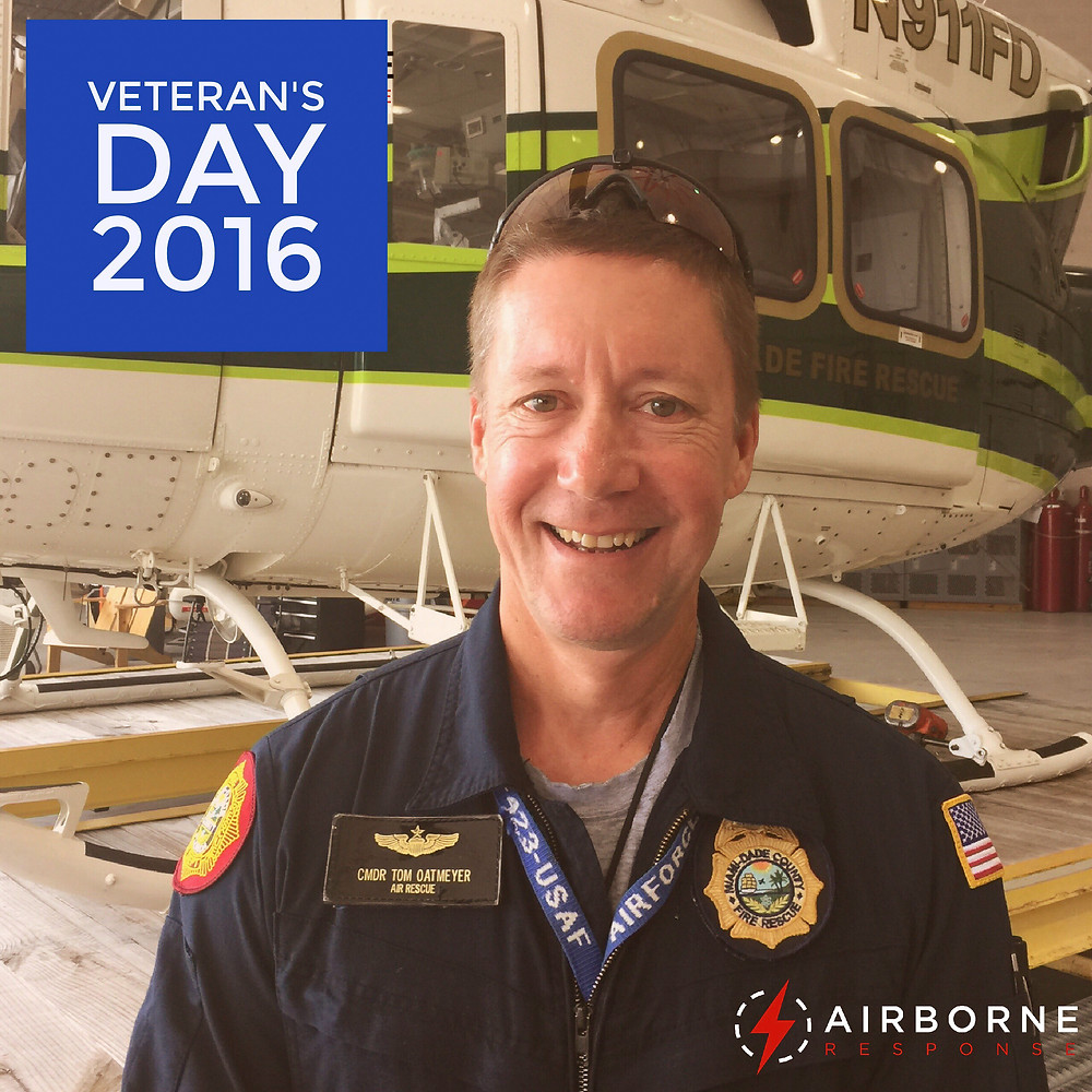 Tom Oatmeyer Director of Operations Airborne Response