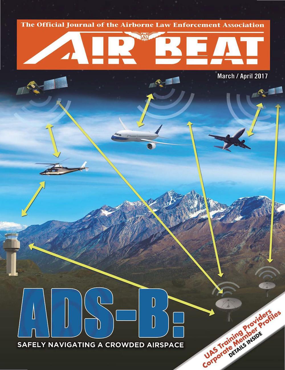 AIR BEAT Magazine Apr/May 2017