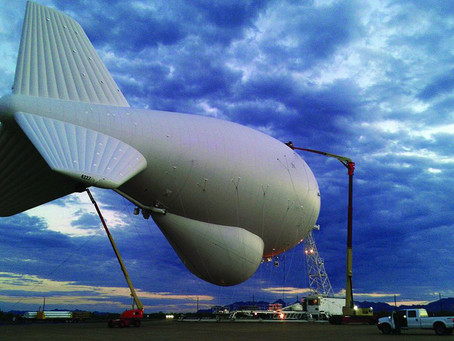 Aerostat Industry Projected to Surge in Coming Years