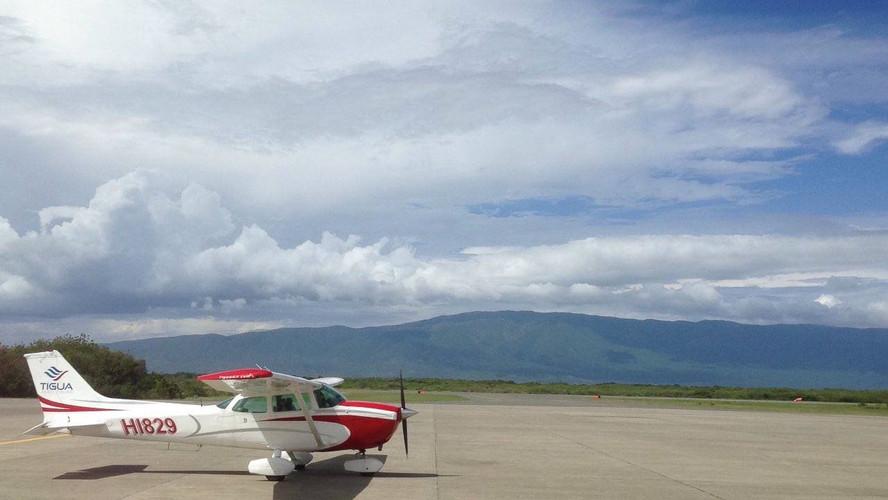UAS Drone Test Flight Range Latin Americ