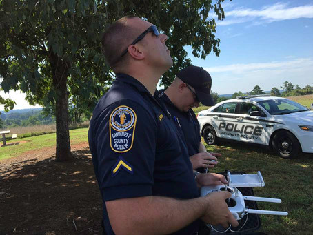 CASE STUDY: Police Derive Benefits from Investigate Accidents with Drones