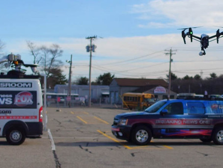 WPRI 12 Latest TV News Station to Embrace Drone for News Gathering