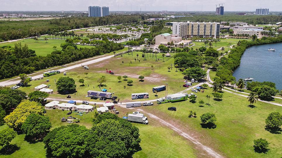 FIU BBC Training Area