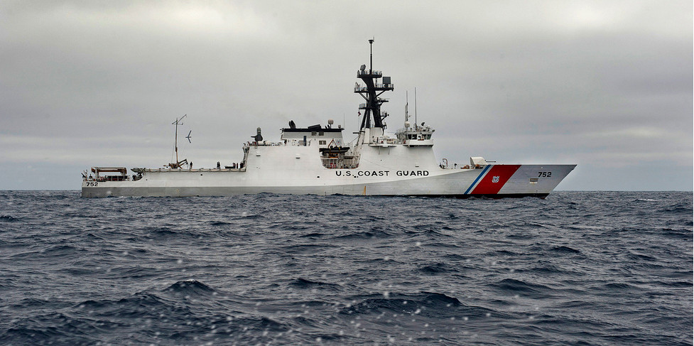 Coast Guard National Security Cutter Stratton