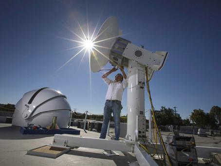 Facebook Hits Drone Internet Data Transmission Milestone