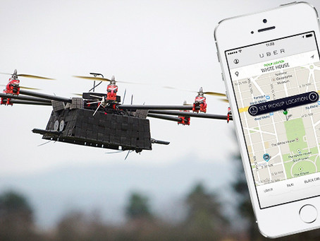 """5 Reasons the """"Uber for Drones"""" Business Model Will Not Survive"""