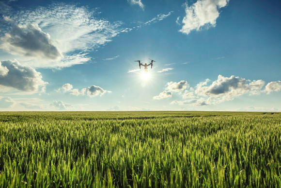 Agricultural drone services projected to be $32 billion market