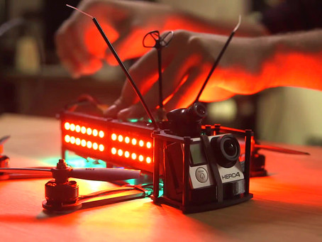 Drone Racing Will Help Drive Innovation Within the UAV Industry
