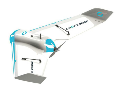 DRONE VOLT Promises Expanded Range with New DV WING Unmanned System