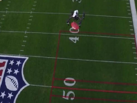 NFL Embraces Drones for Pro Bowl Weekend Skills Challenge Contest