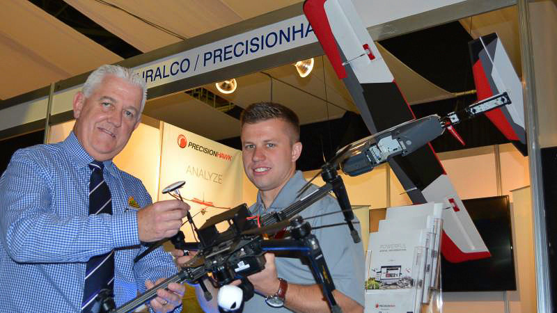 Drones Help Revolutionize the Global Precision Agricultural Industry