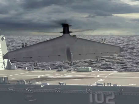 New DARPA Drone Slated to Redefine Persistent Surveillance