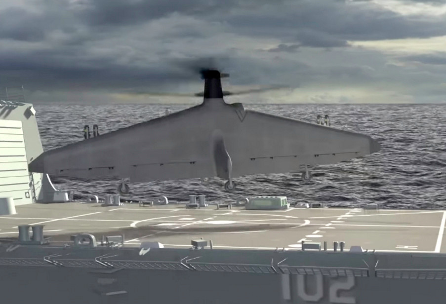 DARPA's TERN drone may redefine how surveillance is conducted