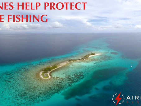 Drones Help Fight Illegal Fishing in Belize