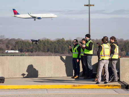 FAA Grants First Waiver to Fly at Class B Airport